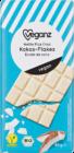 Weiße Rice Choc Kokos-Flakes von Veganz