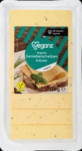 Vegane Genießerscheiben Kräuter von Veganz