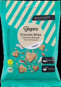 Granola Bites Almond Coconut von Veganz