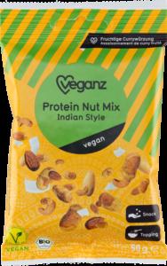 Protein Nut Mix Indian Style von Veganz
