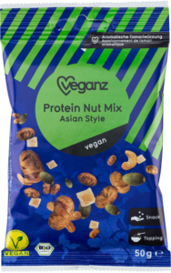 Protein Nut Mix Asian Style von Veganz