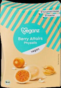 Berry Affairs Physalis von Veganz