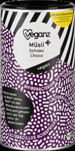 Müsli+ Schoko von Veganz