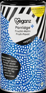 Porridge+ Frucht-Mohn von Veganz