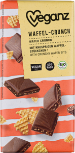 Product picture Organic Veganz Wafer-Crunch