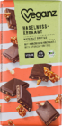 Product picture Organic Veganz Hazelnut Brittle